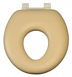 Child- Oval Toilet Suite - no lid - almond