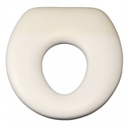 Child- Oval Toilet Seat base only white
