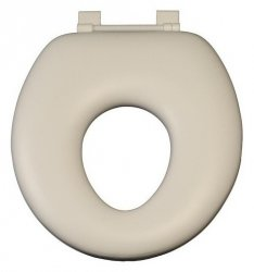 Child- Oval Toilet Suite - no lid - white