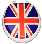 Child - Union Jack on White