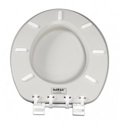 Oval toilet Seat Atlas white